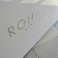 Teraco dlažba - Rohan Business Center, Praha